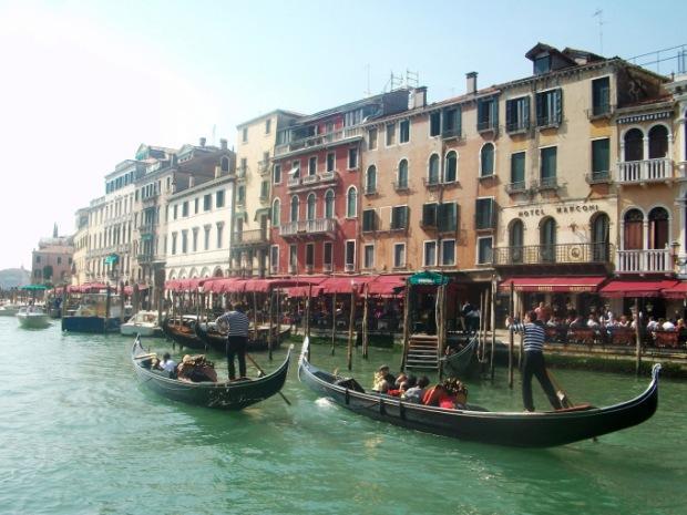 veneza-gondola