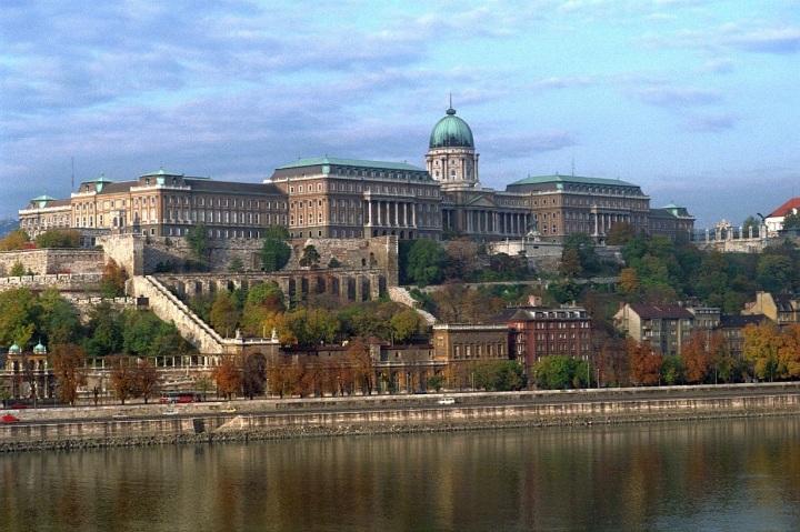 BudapestCastle