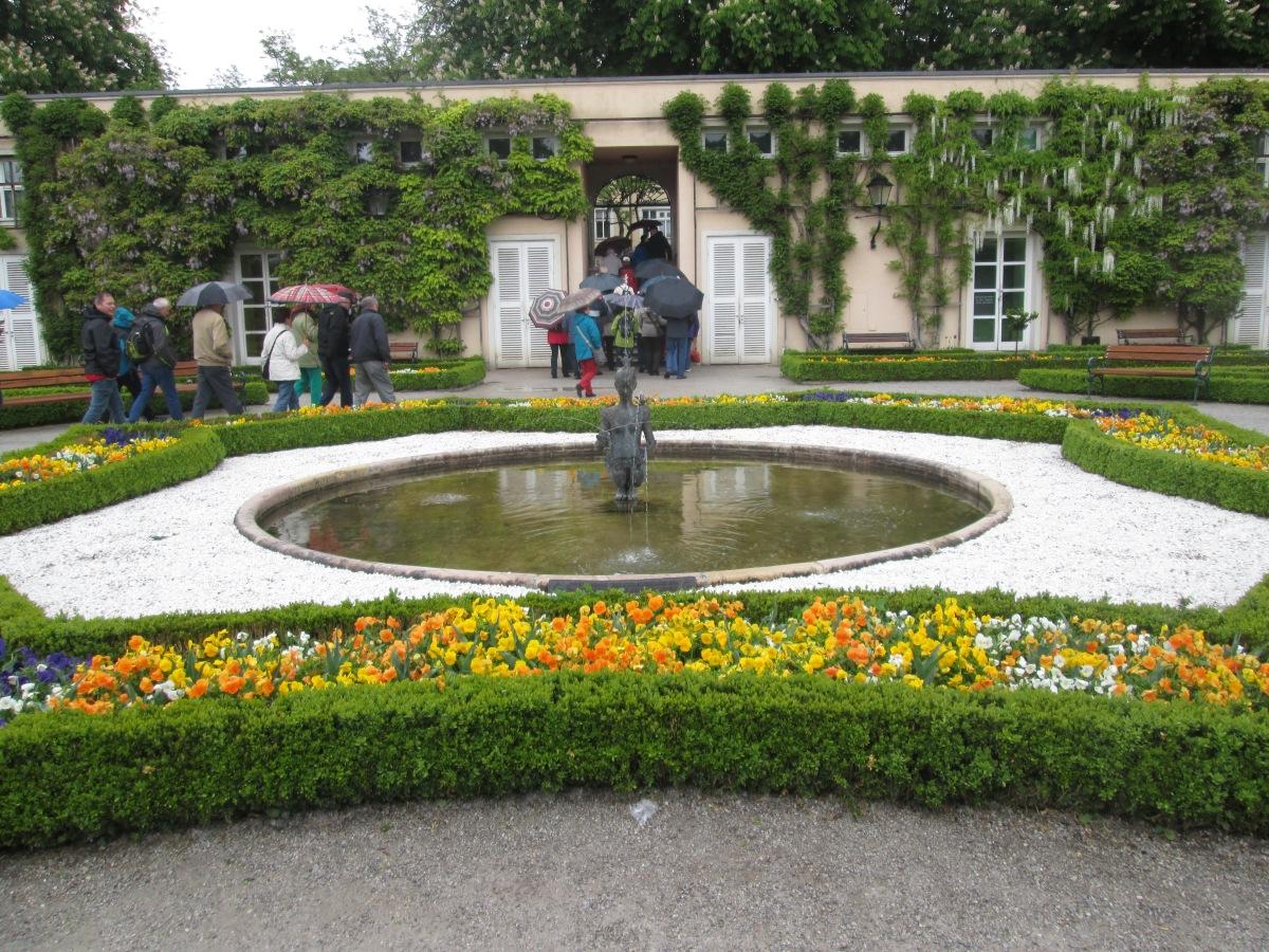 Salzburgo ao som de Musica no Coração