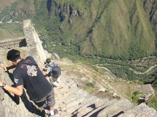 2.Machu Picchu, Peru