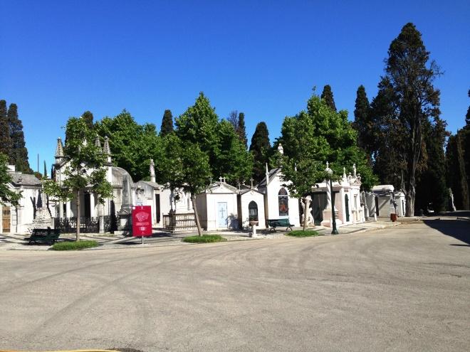 Visita ao Cemitério dos Prazeres