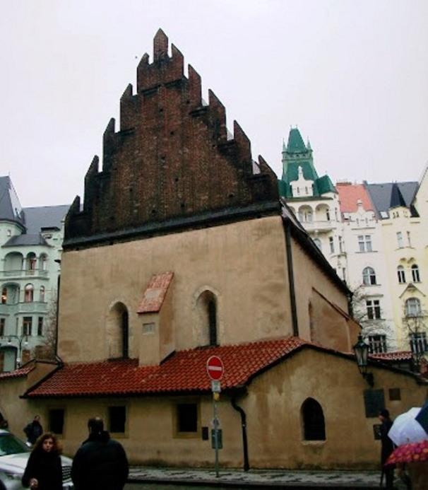 sinagoga velha