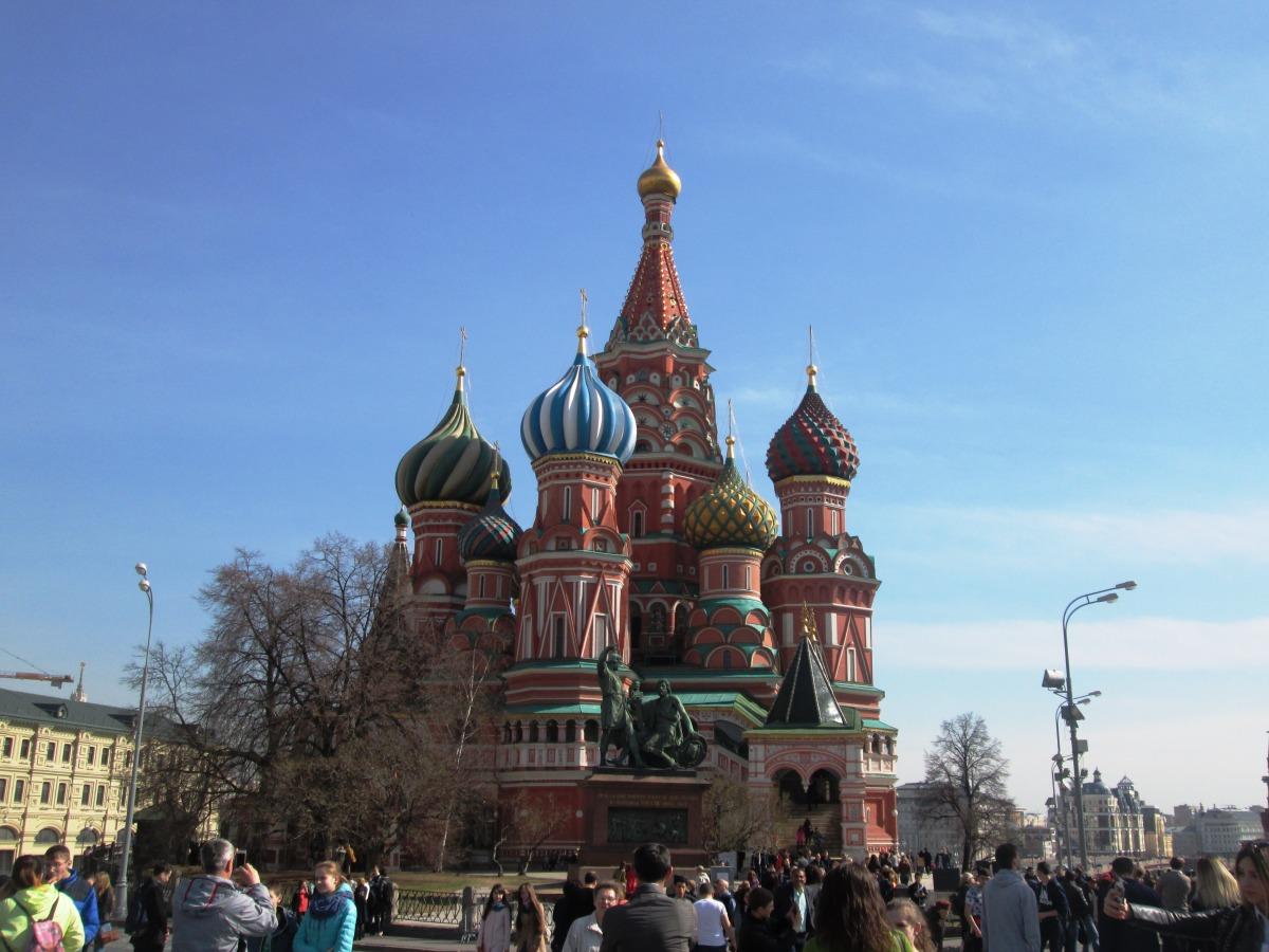 Moscovo, uma cidade de superlativos
