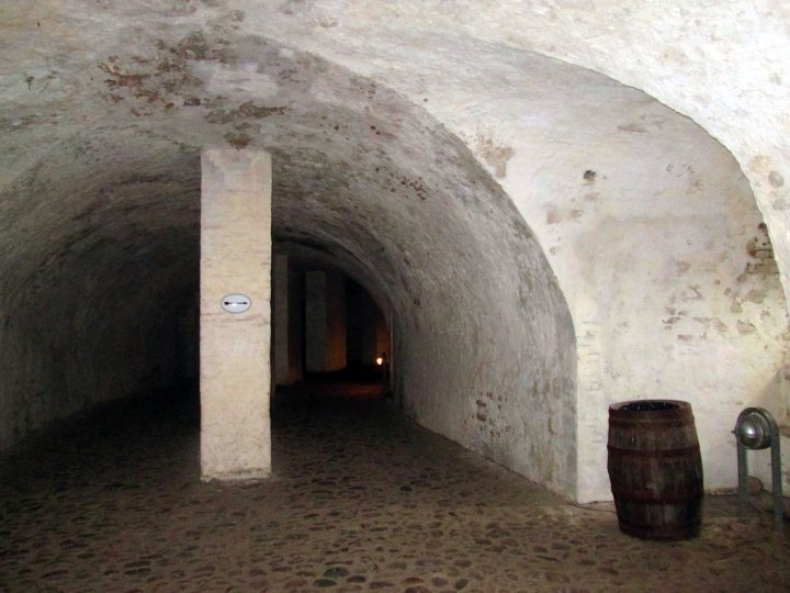 Kronborg Castle casemates