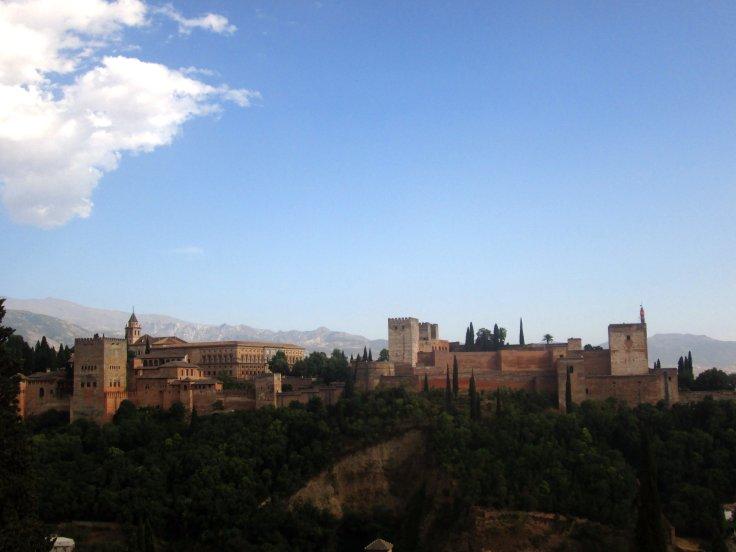Granada - Mirador de San Nicolás