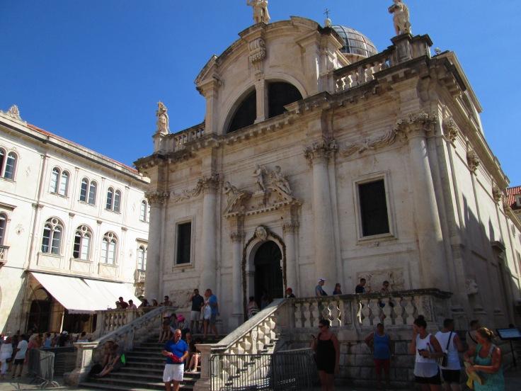 Dubrovnik - Igreja S. Basil