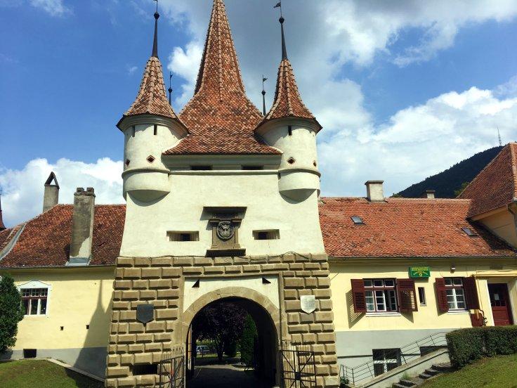 Brasov - Porta Catarina.jpg