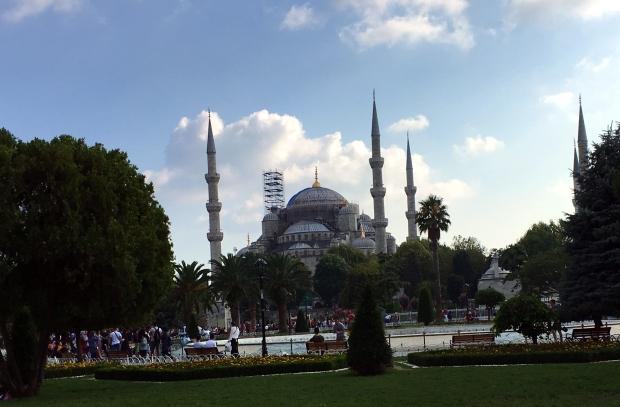 Istambul - Mesquita Azul (1)