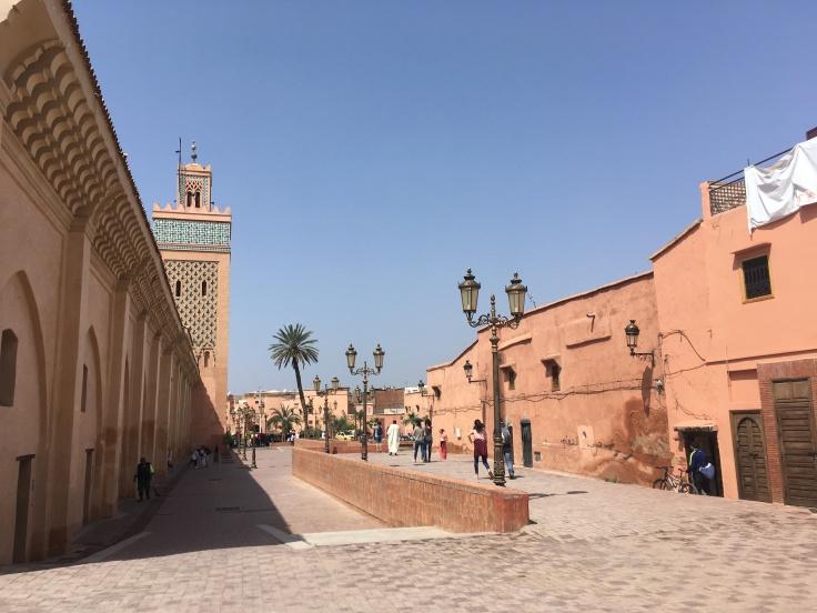 Marrakech street