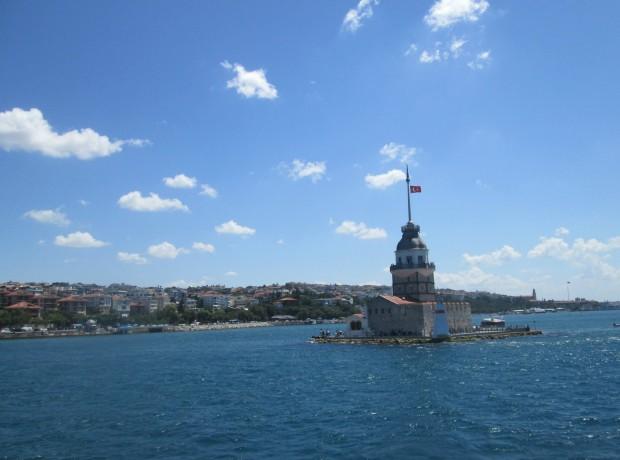 Istambul - Torre de Leandro