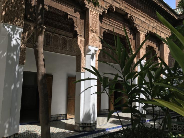 Marrakech Bahia Palace1