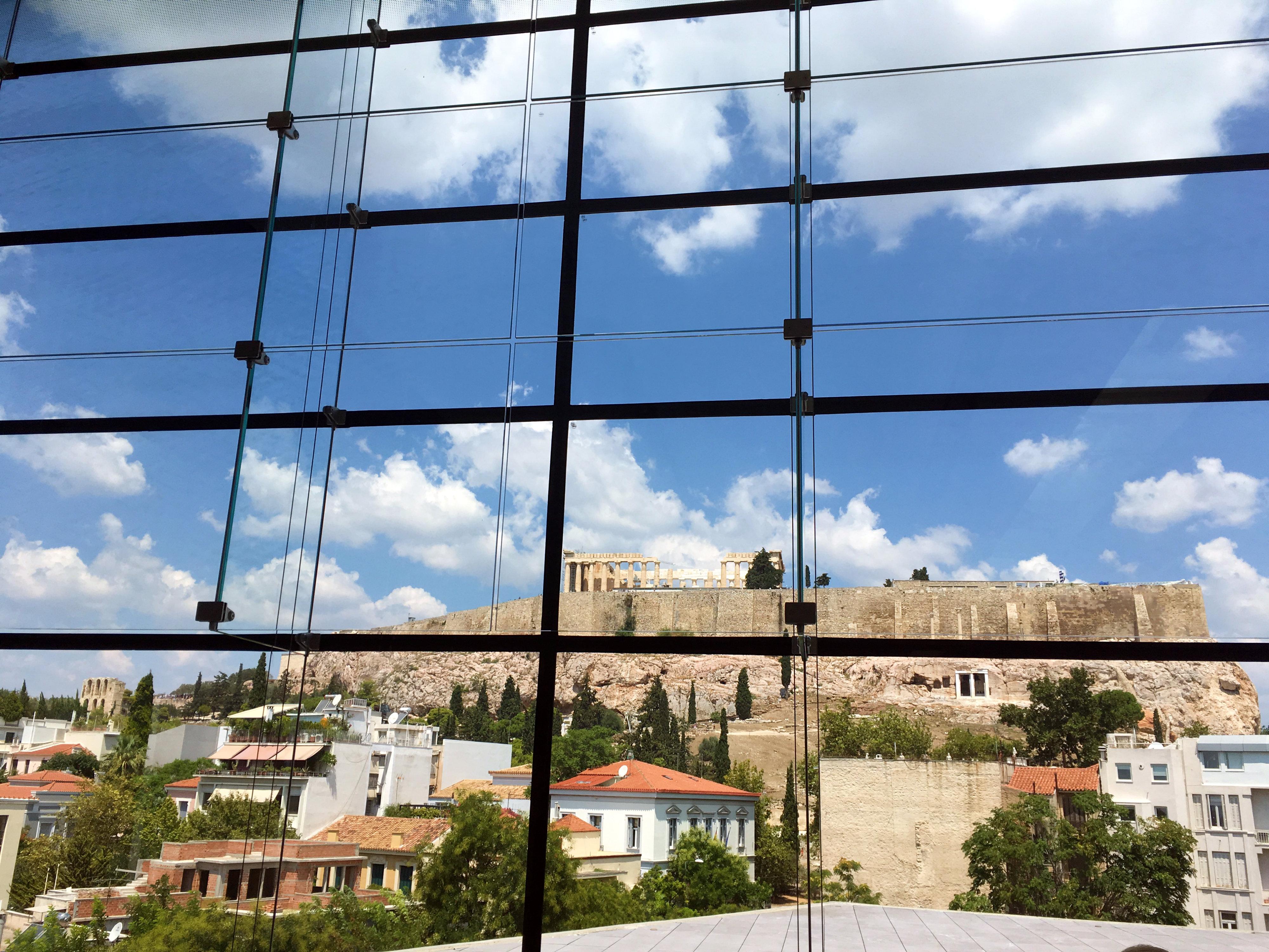 Athenas - Acropole Museum