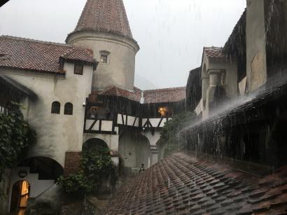 Castelo de Bran4
