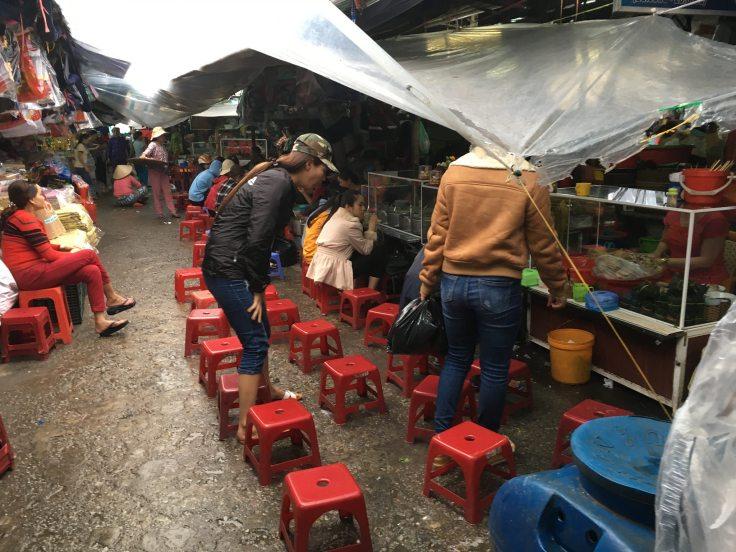 Hue - Mercado Dong Ba1
