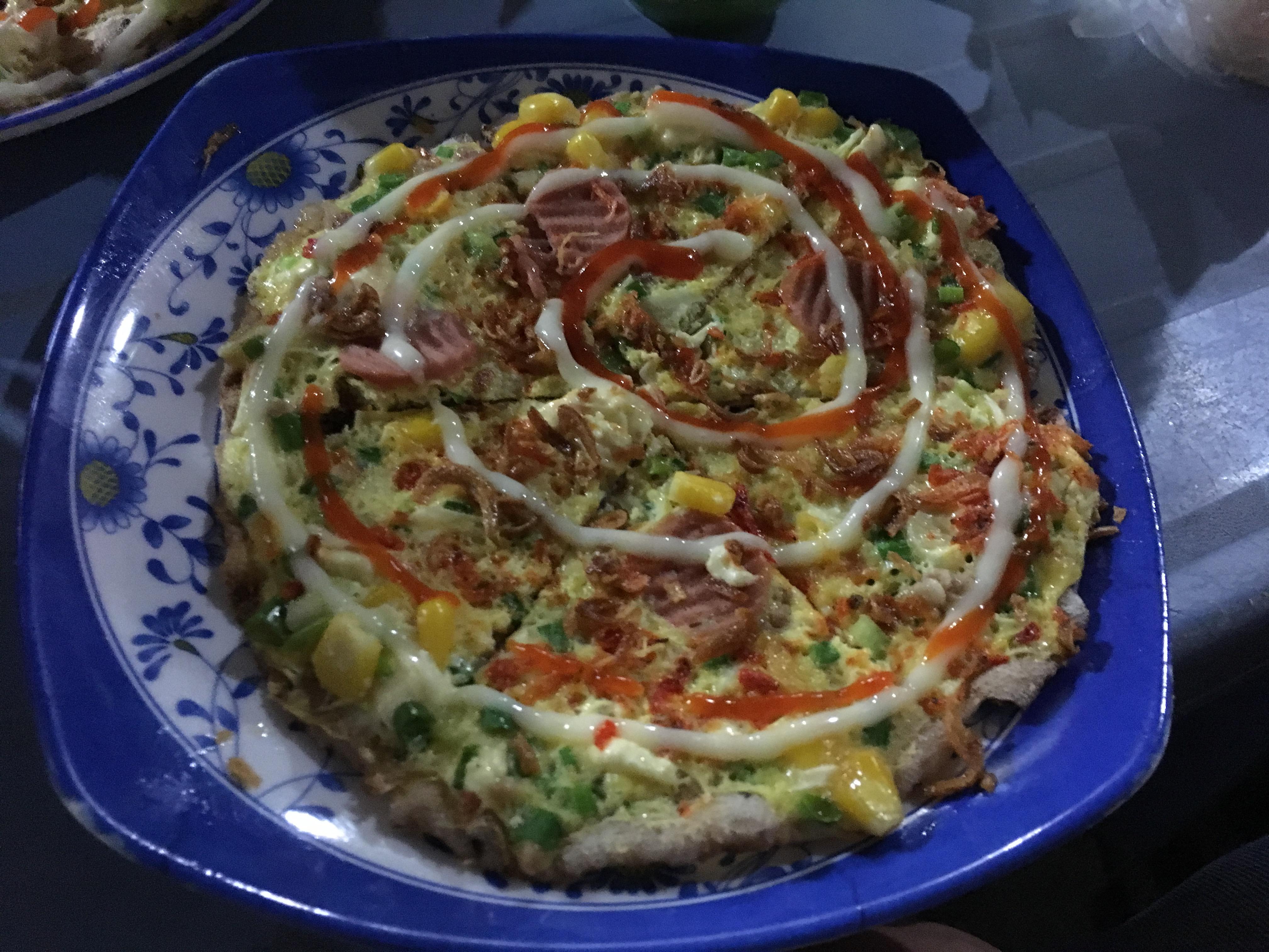 Pizza Vietnamita