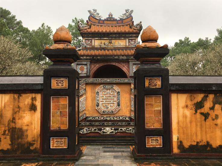Hue - Tu Duc Tomb3