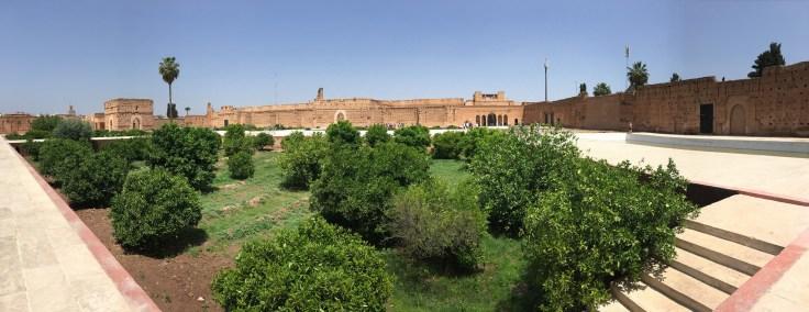 Marrakech Badi Palace1