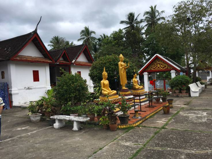 Wat May Souvanhnaphoumaham- Luang Prabang