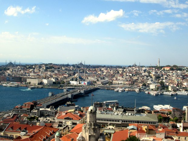 Istambul - Torre Galata (3)