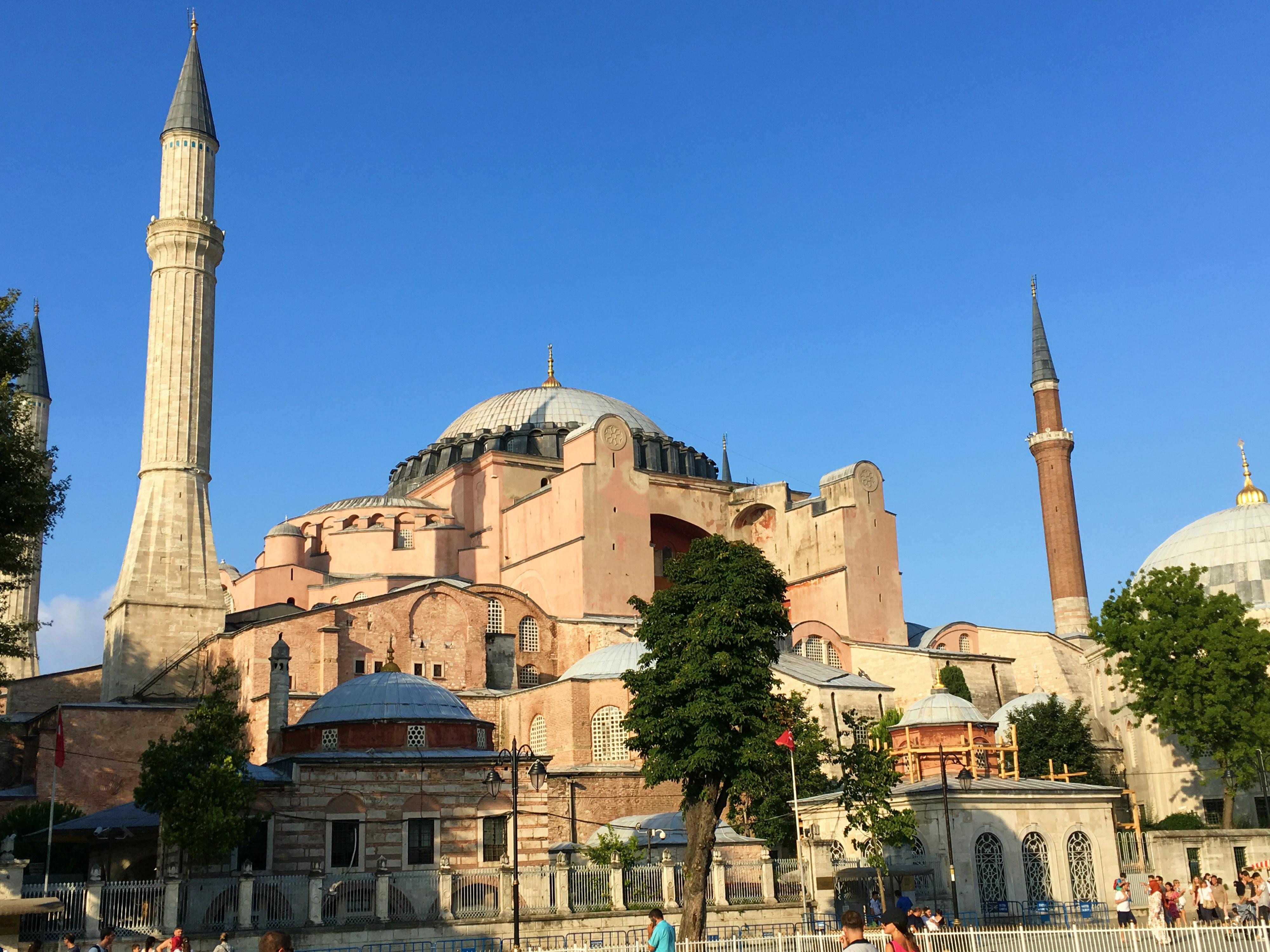 Istambul - Hagia Sophia