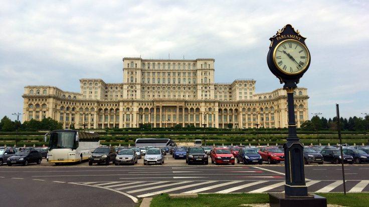 Parlamento Bucareste3