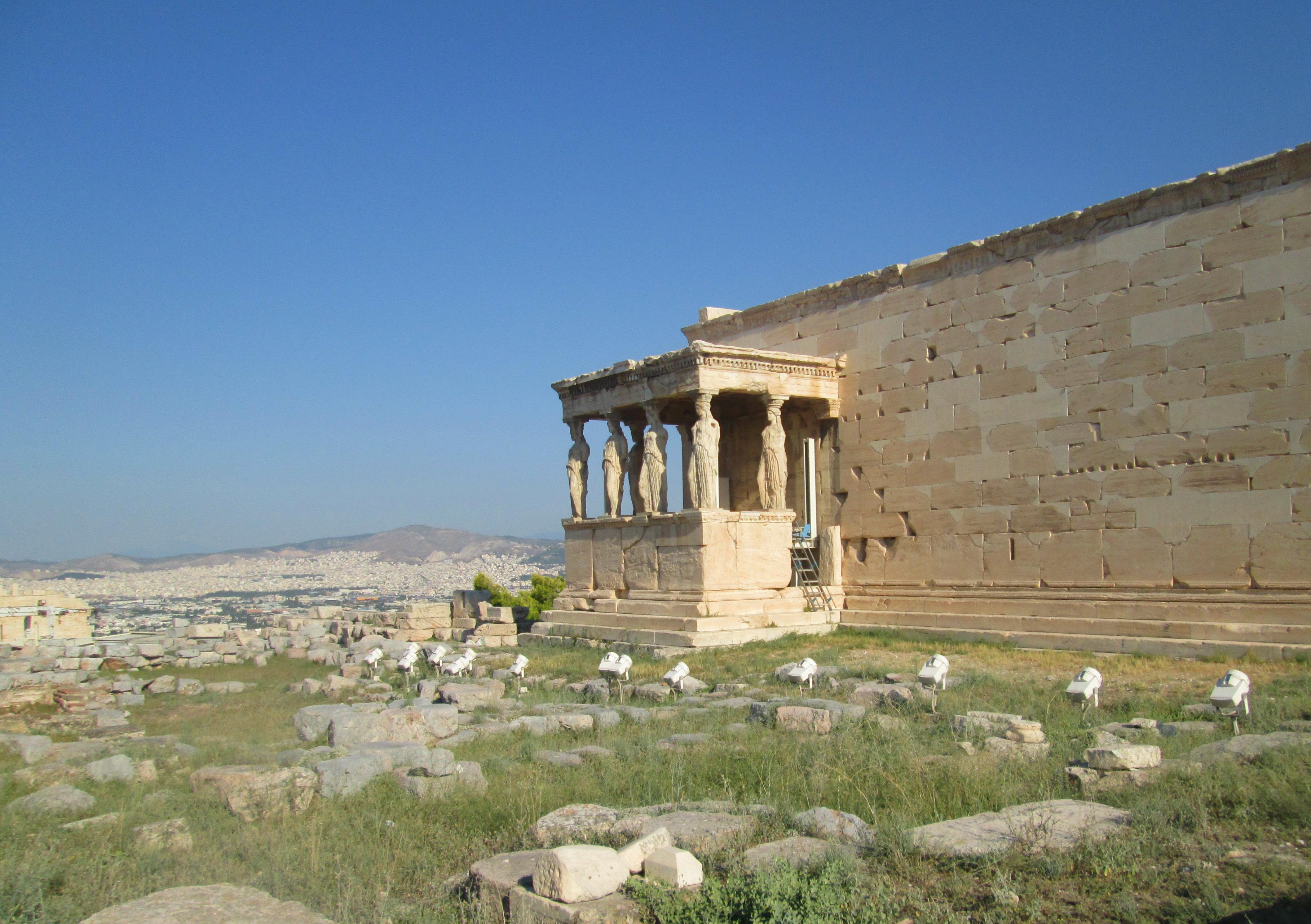 Athenas - Acropole4
