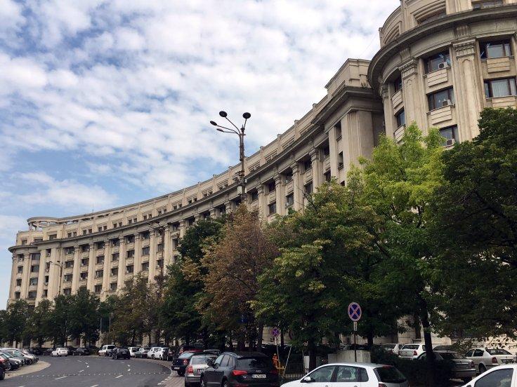 Bucareste - Bulevar Unirii1