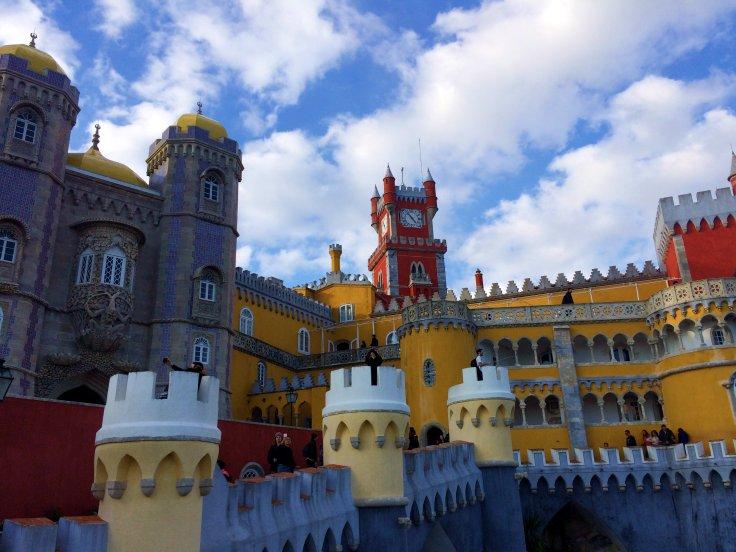 Sintra - Palacio Pena1